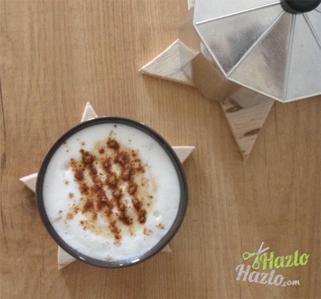 Cómo decorar café
