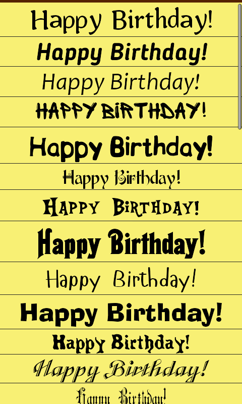Greeting Card Editor Android Apps on Google Play – Happy Birthday Card Editor
