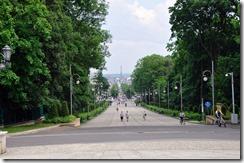 4 Częstochowa vers le sud cheminée d'usine