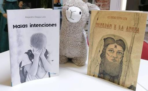 DOS ÚLTIMAS PUBLICACIONES.