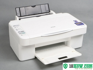 How to Reset Epson ME-200 lazer printer – Reset flashing lights problem