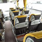 Interieur Mercedes tourismo euro6