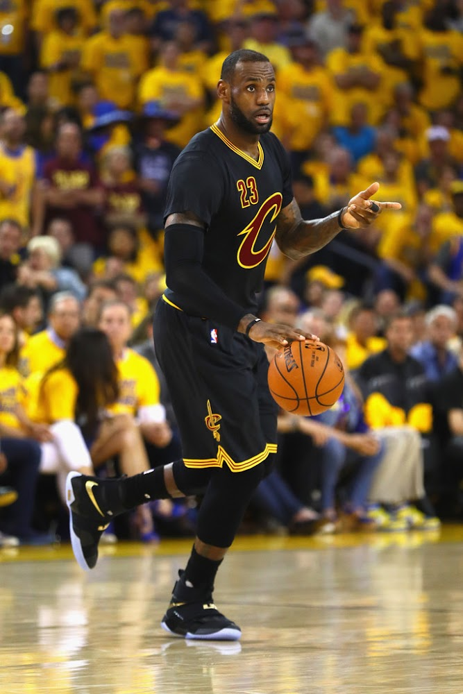 Finals MVP LeBron James Leads The Comeback and Brings ...