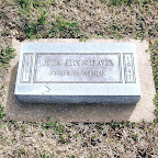John Elly Gleaves- Brother of Jacob Gleaves