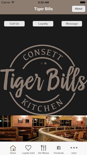 Tiger Bills Consett