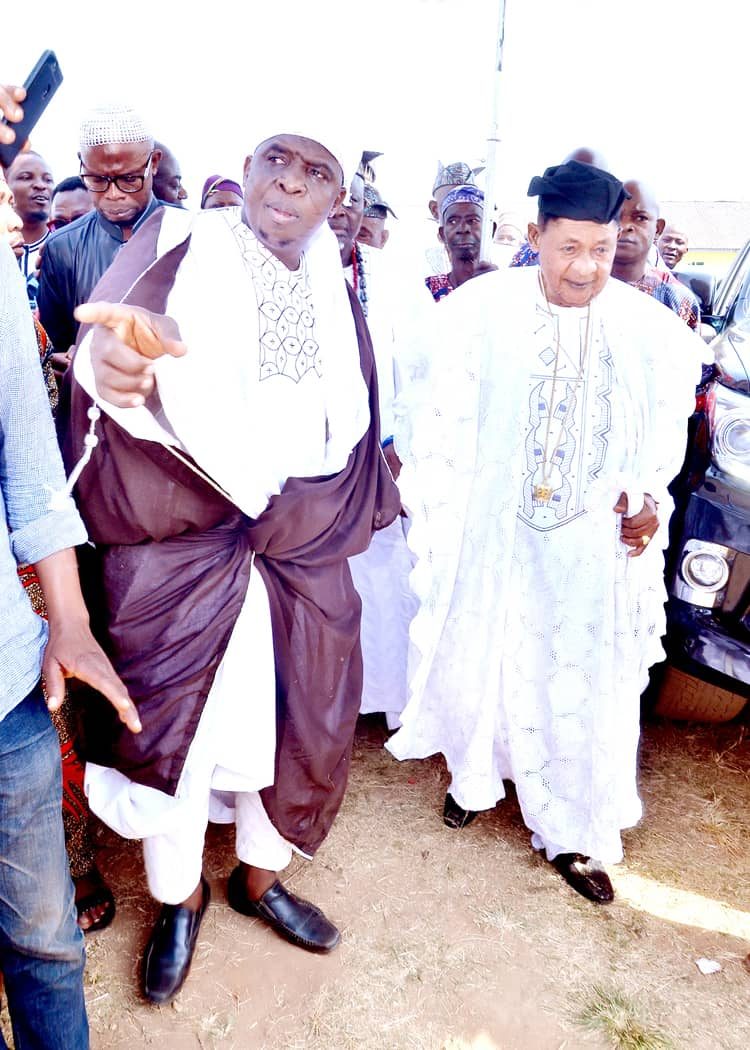 Scholar harps on quality education as antidote to social discontents . Alaafin extols virtue of Islamic School's Proprietor