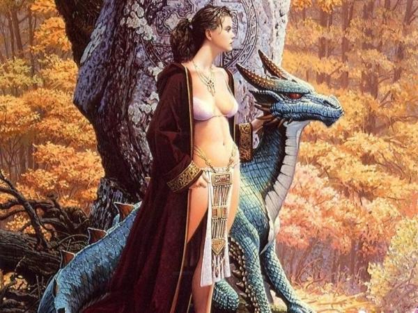 Nature Of Lovely Magian, Fantasy Girls 2