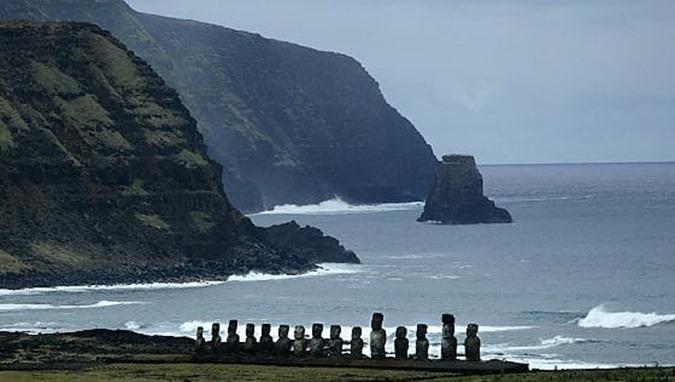 Ilha de Páscoa é um portal de outra dimensão 03