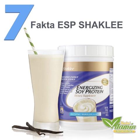 7 Fakta ESP Shaklee