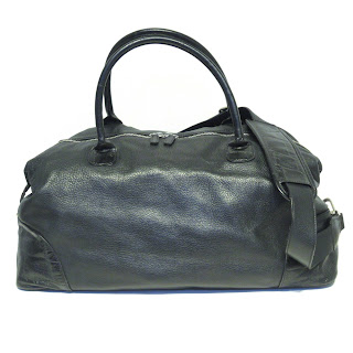 Moore & Giles Leather Weekend Bag
