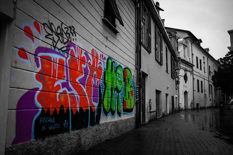street art di Mario Quaglia