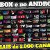 BAIXAR Melhor e mais COMPLETO APP pra ver CANAIS de TV na ANDROID e TV BOX • BLUE CAT TV