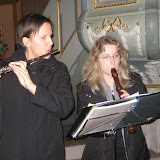 Konzert der Schola der Kleinen Kirche Osnabrück 02.12.2007