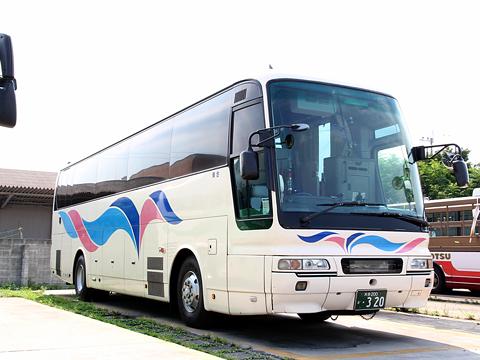 大分交通「SORIN号」 ・320