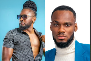 Uti Nwachukwu and Prince