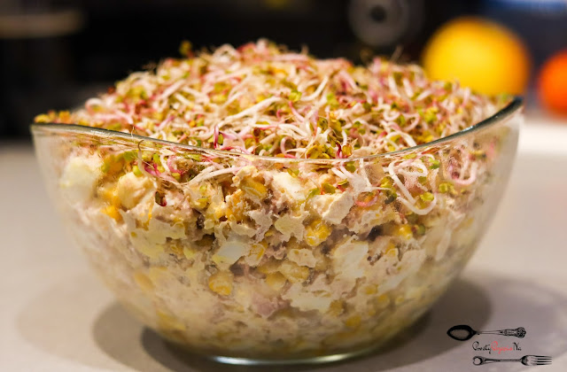 sałatki, sałatka z tuńczykiem, sałatka z mozzarellą,sałatka z jajkiem,szybka sałatka, dobra sałatka