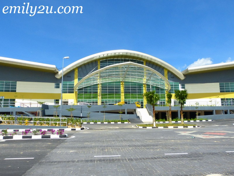 Ipoh Integrated Bus Terminal and Complex @ Bandar Meru Raya