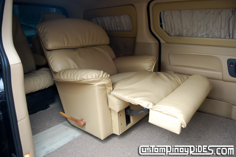 Hyundai Starex Limousine Atoy Customs Conversion Philippines Custom Pinoy Rides pic6
