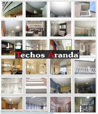 Proyectos de Techos Aluminio Cocinas Madrid