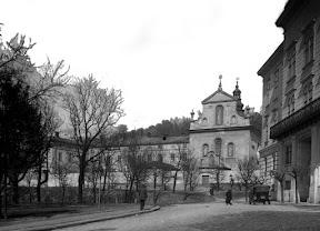 Львовский костел Святого Казимира