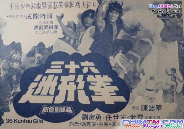 Xem Phim Võ Sư 36 - The 36 Crazy Fists - phimtm.com - Ảnh 1