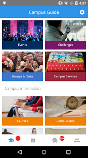 OOHLALA - Campus App - screenshot thumbnail