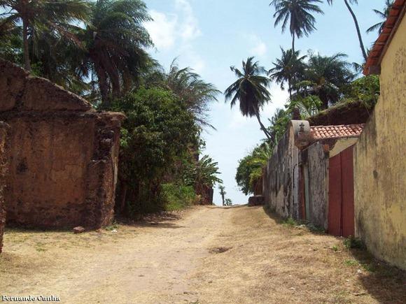 Rua da Amargura - Alcantara, Maranhao, foto: Fernando Cunha/Panoramio