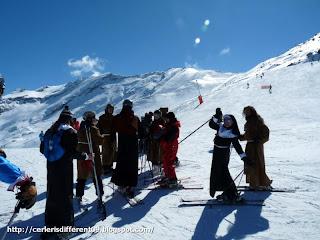 P1180589 - De fin de semana estresante a divertido, sol y nieve.