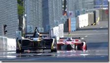 Jean Eric Vergne ha vinto la gara 2 dell'ePrix a Montreal