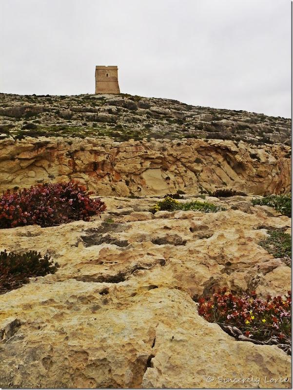 Tal-Hamrija tower