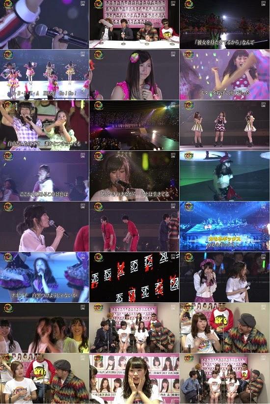 [TV-Variety] NMB48 Arena Tour 2015 大阪城ホール 完全生中継 (SKY PerfecTV! BS241 2015.02.04)