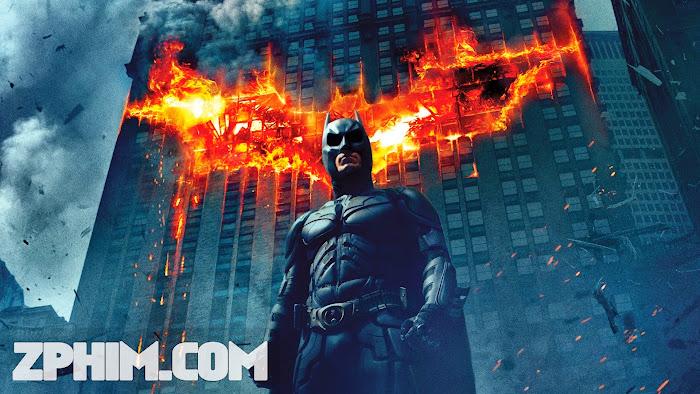 Ảnh trong phim Kỵ Sĩ Bóng Đêm - The Dark Knight 1