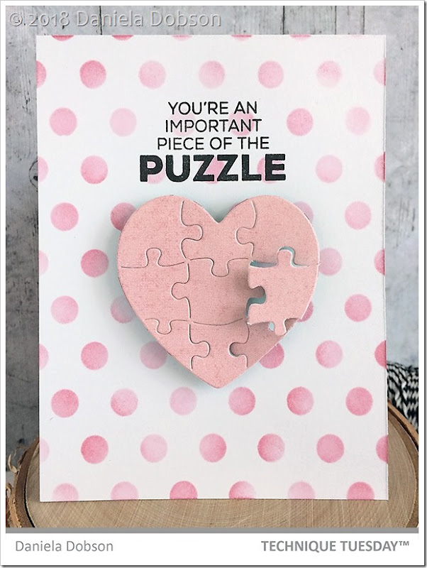 Puzzle by Daniela Dobson