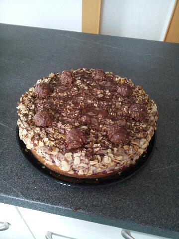 Rocher Torte Rezepte