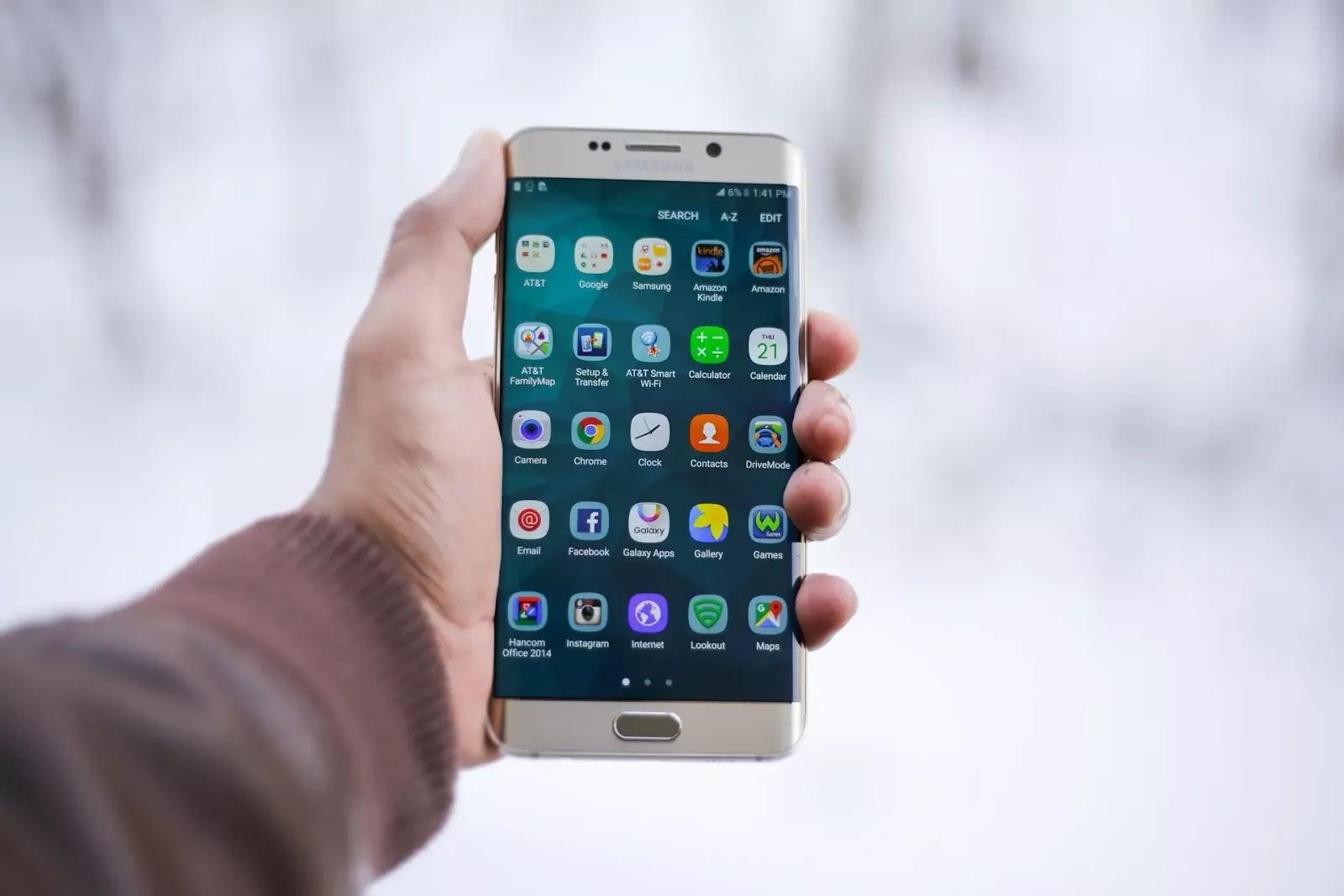 Como alterar a resolução da tela no Android