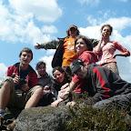 Mládež ve Svatošských skalách