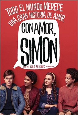 Poster Love Simon