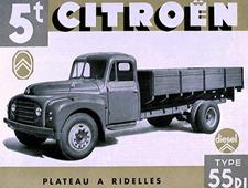 Citroen 1953 Type 55