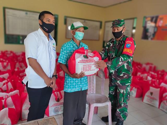 Pemprov Kalteng Terus Salurkan Bansos ke Berbagai Daerah