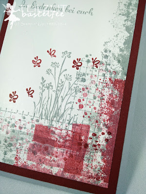 Stampin' Up! - Timeless Textures, In the Meadow, Express Yourself, In Worte gefasst, Trauer, Grief