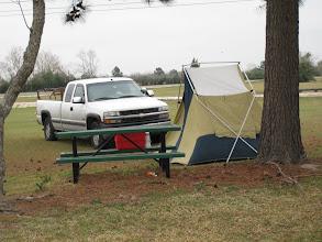 Photo: Rick Pike's camp   HALS 2009-0228