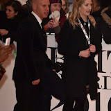 OIC - ENTSIMAGES.COM - Judge Rinder at the  The BRIT Awards 2016 (BRITs) in London 24th February 2016.  Raymond Weil's  Official Watch and  Timing Partner for the BRIT Awards. Photo Mobis Photos/OIC 0203 174 1069