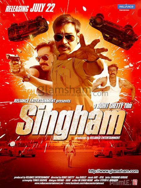 Phim Chàng Cảnh Sát Singham - Singham - VietSub