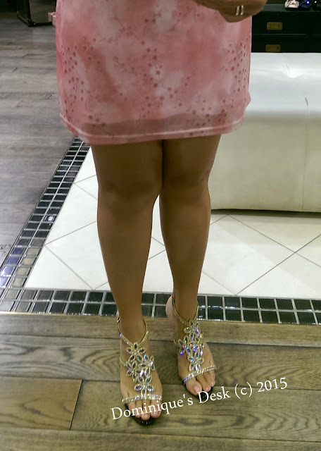 Another glamorous looking pair of shoes