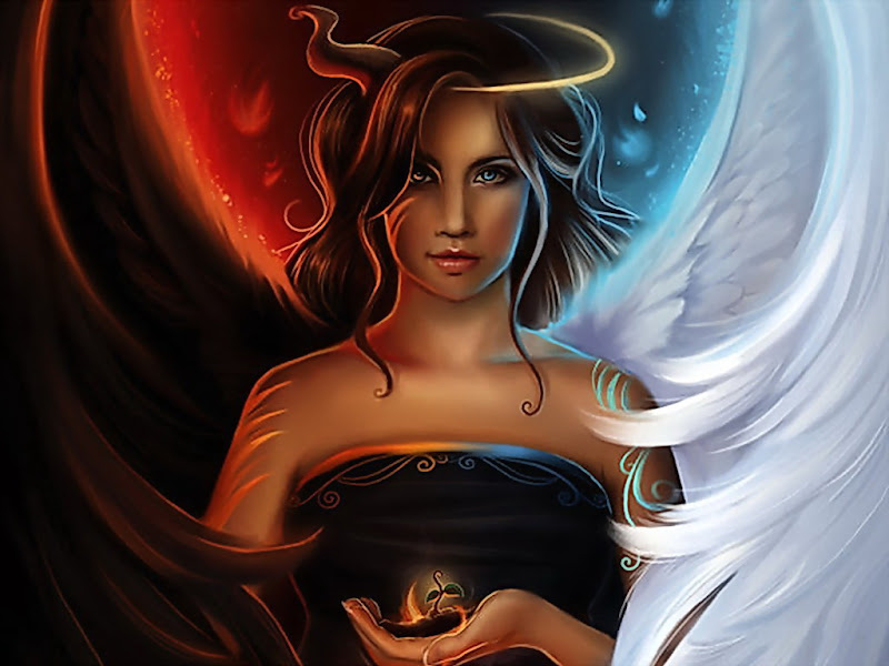Two Sides Fantasy Girl, Magic Beauties 1