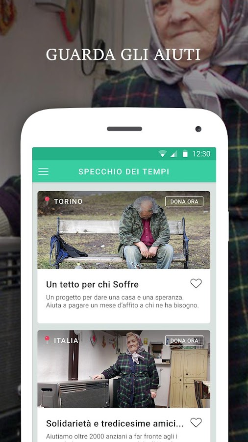 Specchio dei tempi la stampa android apps on google play - La stampa specchio ...