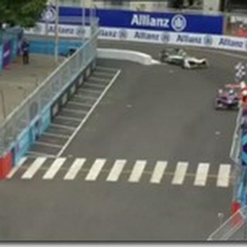 Formula E: Bird vince gara a Roma