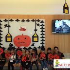 Halloween Carinval of Playgroup Section ( 2017-18) at Witty World, Bangur Nagar