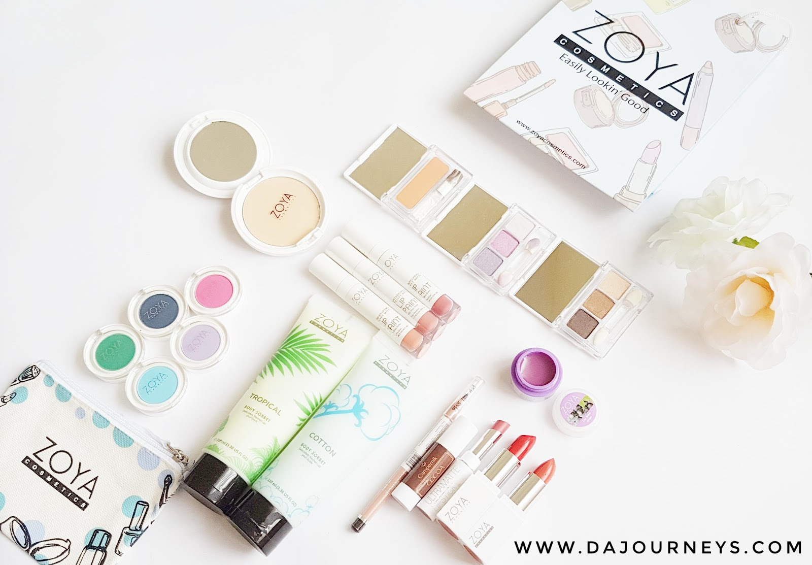 Zoya Cosmetics Body Sorbet Tropical Daftar Harga Terlengkap Mist 110 Ml 405828 Effortlessly Beautiful Ramadhan With