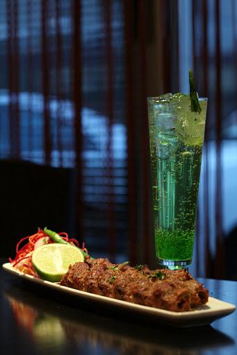 Lamb Seekh Kebab